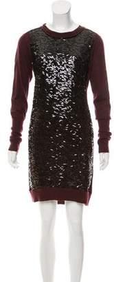Diane von Furstenberg Danette Wool Dress