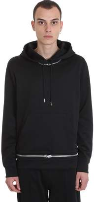 Helmut Lang Sweatshirt In Black Polyester