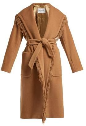 Max Mara Pacos Coat - Womens - Camel