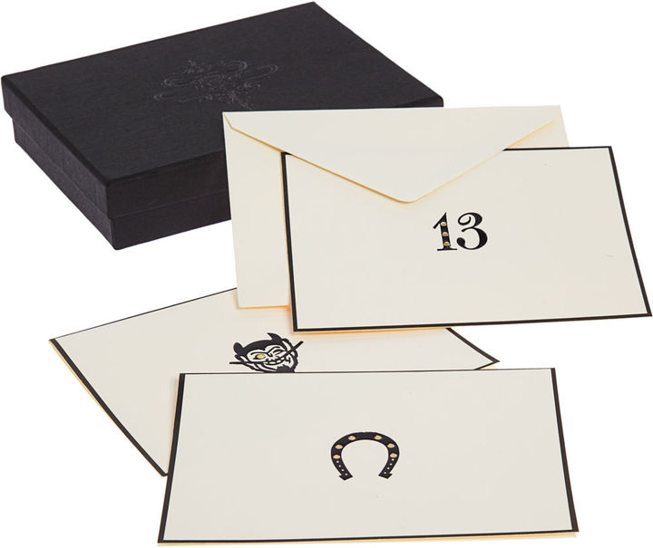 D.L. & Co. Rotten Luck Stationery