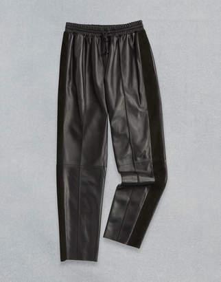 Belstaff Enid Leather Trousers