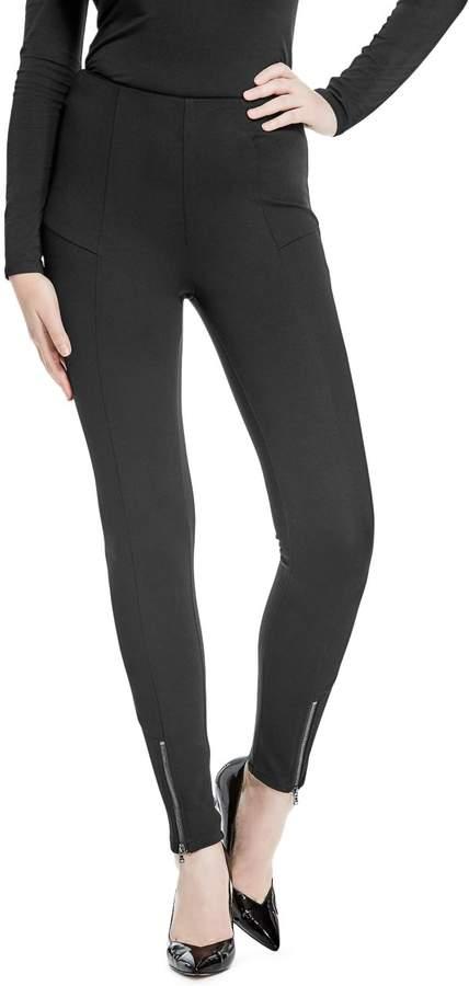 GUESS Women's Ginny Zip Leggings