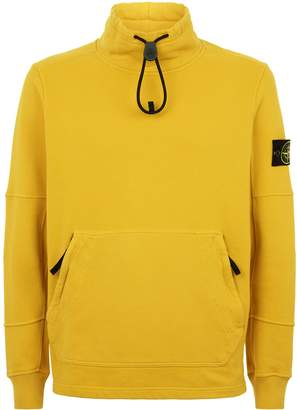Stone Island Toggle Sweater