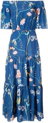 Bardot Borgo De Nor Emelia printed maxi dress