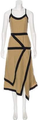 J.W.Anderson Linen Maxi Dress w/ Tags