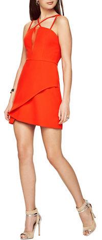 BCBGMAXAZRIABcbgmaxazria Linzee Cutout Dress