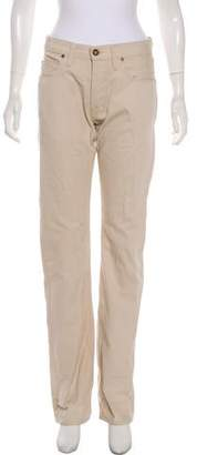 Todd Snyder Mid-Rise Straight Jeans