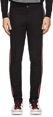 Givenchy Men's Striped Cotton Trousers