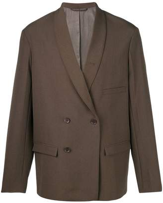 Lemaire buttoned blazer