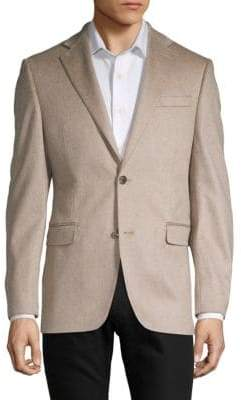 Classic Cashmere Notch Jacket