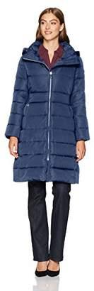 Calvin Klein Women's Long Down Puffer Coat