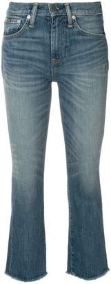 Polo Ralph Lauren cropped boot cut jeans