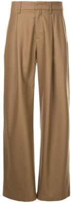 Kazuyuki Kumagai wide-leg trousers