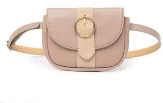 BCBGMAXAZRIA Buckled Belt Bag