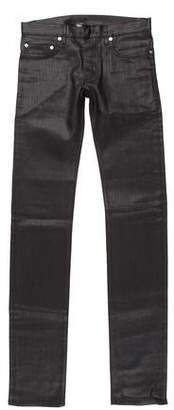 Christian Dior Coated Skinny Jeans