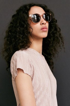 Urban Outfitters Carmella Round Sunglasses $16 thestylecure.com