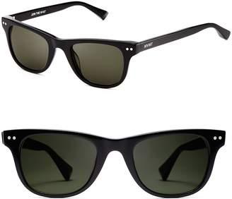 MVMT Outsider 51mm Polarized Sunglasses
