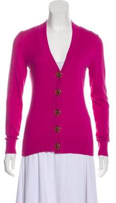 Tory Burch Long Sleeve Knit Sweater