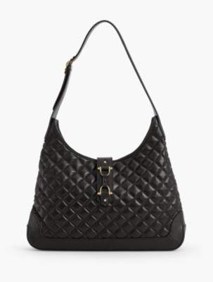 Talbots Quilted Hobo Bag