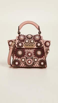 Zac Posen Eartha Kit Top Handle Mini Bag