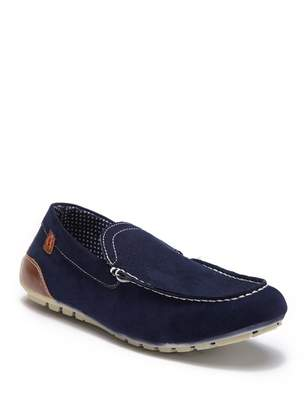 Hawke & Co Monet Perforated Slip-On Loafer
