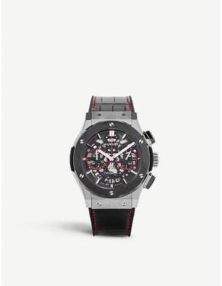 Hublot 525.NM.0137.LR.SLF17 Classic Fusion Titanium watch