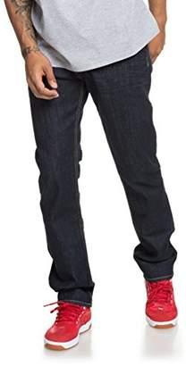 DC Men's Worker Straight Stretch Denim Jean Pants