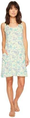 Fresh Produce Sea Life Drape Dress Women's Dress