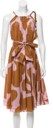Diane von Furstenberg Naro Silk Dress