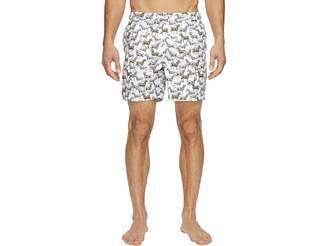 Original Penguin Zebra Fixed Volley Men's Swimwear
