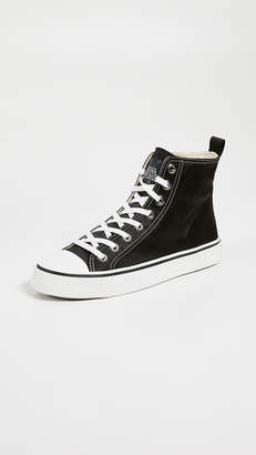 Marc Jacobs Grunge High Top Sneakers