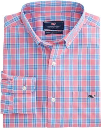 Vineyard Vines Bayard Plaid Classic Tucker Shirt
