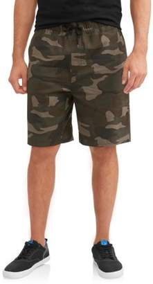 Cherokee Men's Poly Ripstop Shorts