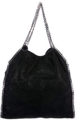 Stella McCartney Large Shaggy Deer Falabella Tote