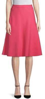 Valentino A-Line Knee-Length Skirt