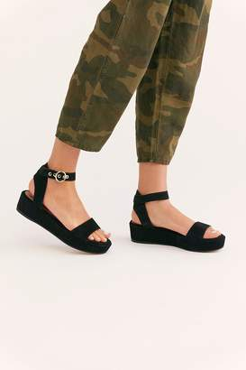 Fp Collection Paris Flatform Sandal
