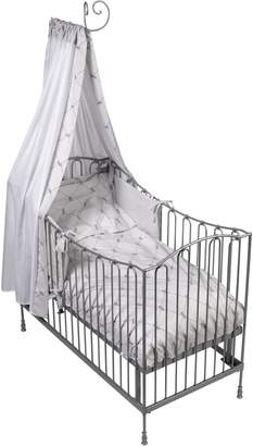 Camilla And Marc Nicolientje 8718421701797 Bed Canopy 240 cm Silver