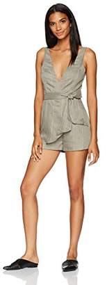 Finders Keepers findersKEEPERS Women's Sanctuary Playsuit