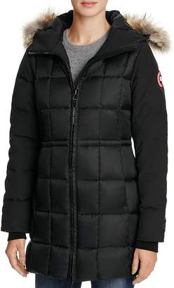 Canada Goose Beechwood Coyote Fur Trimmed Parka $1,150 thestylecure.com