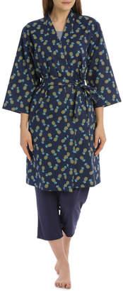 S.O.H.O New York Poplin Robes
