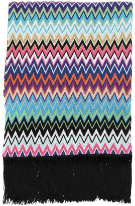 Missoni Vladimiro Fringed Throw