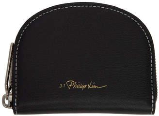 3.1 Phillip Lim Black Hudson Wallet