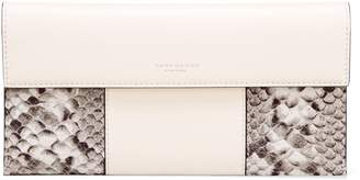 Tory Burch BLOCK-T TRAVEL TICKET SLEEVE