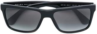 Prada square frame sunglasses