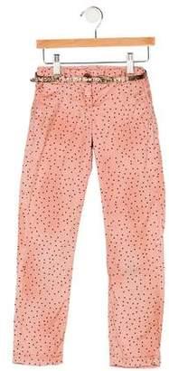 Scotch R'Belle Girls' Polka Dot Pants