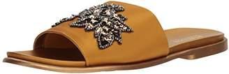 Kenneth Cole Reaction Women's Jel-OUS Embellished Slip Slide Sandal