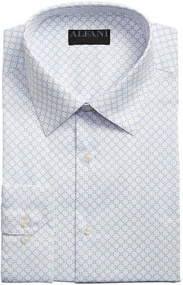 Alfani Assorted AlfaTech by Men Classic/Regular Fit Performance Print Dress Shirts