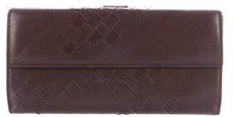 Bottega Veneta Bottega Veneta Intrecciato Leather Wallet