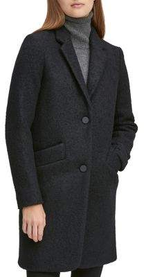 Andrew Marc Paige Notch Lapel Coat
