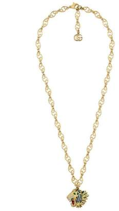 Gucci Rajah necklace